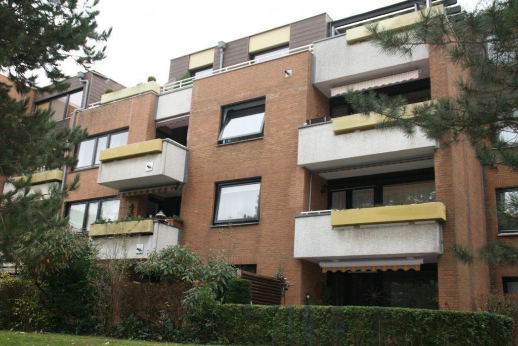 PL 1004 Dach- und Fassadensanierung WEG Tempelhofer / Schönefelder Strasse